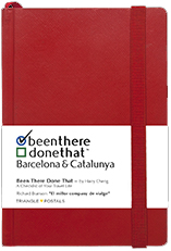 BARCELONA & CATALUÑA [CAS][VERMELL] -BEEN THERE DONE THAT