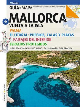 MALLORCA [CAS] GUIA + MAPA. VUELTA A LA ISLA -TRIANGLE