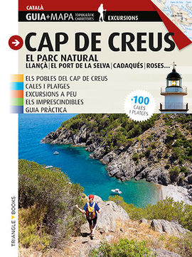 CAP DE CREUS [CAT] GUIA+MAPA