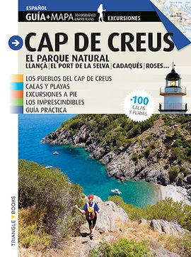 CAP DE CREUS [CAS] GUIA+MAPA