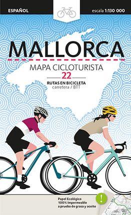 MALLORCA [CAS] MAPA CICLOTURISTA -TRIANGLE