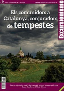 421 EXCURSIONISME REVISTA MARÇ-ABRIL 2021