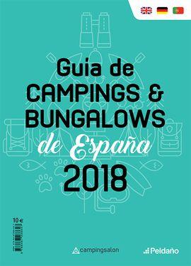 2018 GUÍA DE CAMPINGS Y BUNGALOWS DE ESPAÑA [CAS-ENG-DEU-POR]
