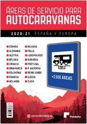 2020-21 ÁREAS DE SERVICIO PARA AUTOCARAVANAS -ESPAÑA Y EUROPA