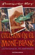 COLISION EN EL MONT-BLANC