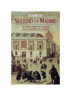 SUCEDIO EN MADRID