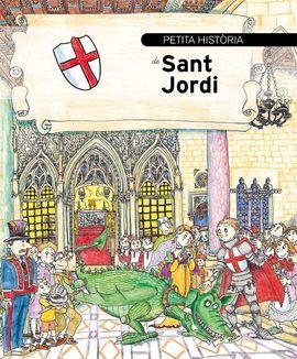 SANT JORDI -PETITA HISTORIA DE
