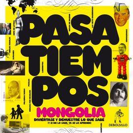 PASATIEMPOS -MONGOLIA