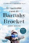 INCREIBLE CASO DE BARNABY BROCKET, EL [BOLSILLO]