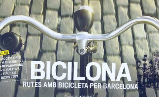 BICILONA [ESPIRAL] RUTES AMB BICICLETA PER BARCELONA