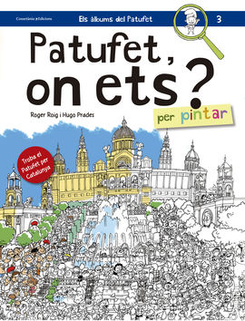 PATUFET, ON ETS? -PER PINTAR