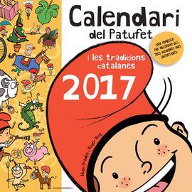 2017. CALENDARI DEL PATUFET I LES TRADICIONS CATAL