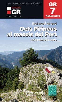 GR 7 -DELS PIRINEUS AL MASSIS DEL PORT -ALPINA