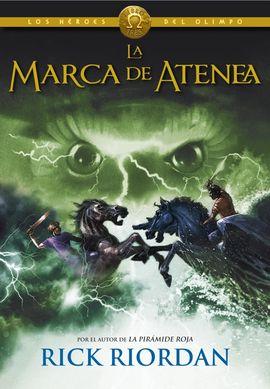 HEROES DEL OLIMPO 3,LOS-LA MARCA DE ATEN