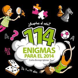 114 ENIGMAS PARA EL 2014