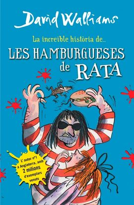 INCREÏBLE HISTÒRIA HAMBURGUESES DE RATA