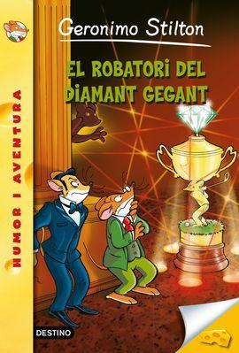 ROBATORI DEL DIAMANT GEGANT ELS GROCS, EL