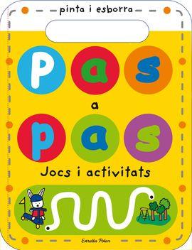 PAS A PAS. PUZLES I ACTIVITATS
