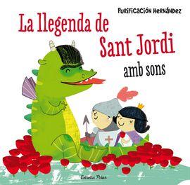 LLEGENDA DE SANT JORDI AMB SONS, LA