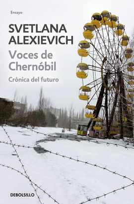 VOCES DE CHERNOBIL [BOLSILLO]