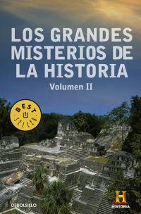 V. II LOS GRANDES MISTERIOS DE LA HISTORIA [BOLSILLO]