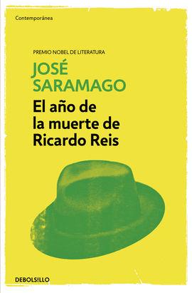A�O DE LA MUERTE DE RICARDO REIS, EL [BOLSILLO]