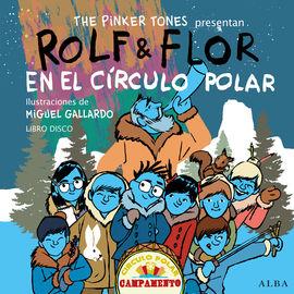 ROLF & FLOR EN EL CÍRCULO POLAR [CAS-ENG][+ CD]