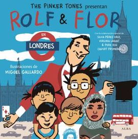 ROLF & FLOR EN LONDRES [CON CD][CAS-ENG]