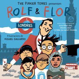 ROLF & FLOR A LONDRES [AMB CD][CAT-ENG]