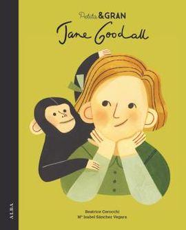 JANE GOODALL -PETITA I GRAN