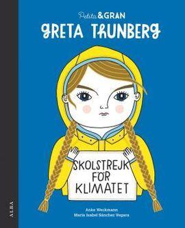 GRETA THUNBERG -PETITA & GRAN