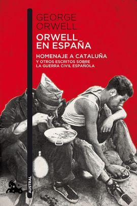 ORWELL EN ESPAÑA [BOLSILLO]