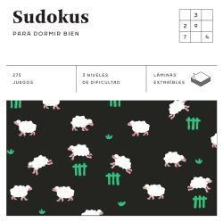 SUDOKUS PARA DORMIR BIEN