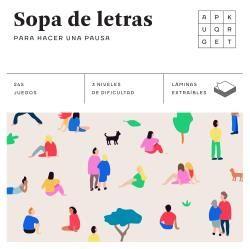 SOPAS DE LETRAS PARA HACER UNA PAUSA