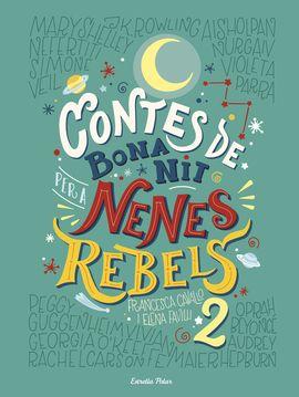 2. CONTES DE BONA NIT PER A NENES REBELS