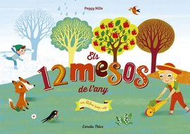 12 MESOS DE L'ANY, ELS -UN LLIBRE POP-UP