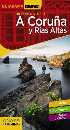 A CORUÑA Y RÍAS ALTAS -COMPACT GUIARAMA