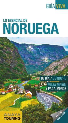 NORUEGA, LO ESENCIAL -GUIA VIVA