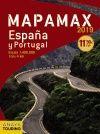 2019 MAPAMAX ESPAÑA Y PORTUGAL 1:400.000 -ANAYA