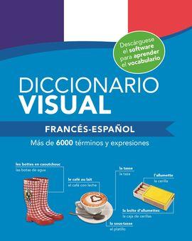FRANCES - ESPAÑOL -DICCIONARIO VISUAL