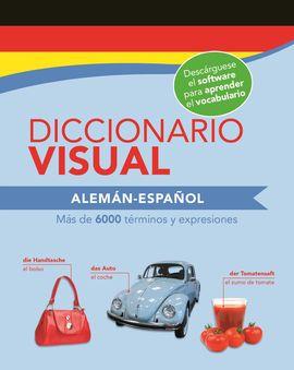 ALEMAN - ESPAÑOL -DICCIONARIO VISUAL