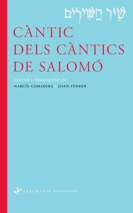 CANTIC DELS CANTICS DE SALOMO