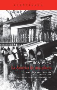 AMERICA DE UNA PLANTA, LA