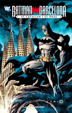 BATMAN: BARCELONA, EL CAVALLER I EL DRAC