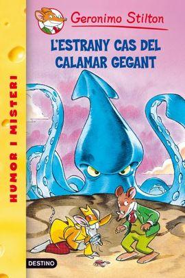 ESTRANY CAS DEL CALAMAR GEGANT, L'