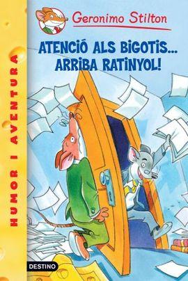 ATENCIÓ ALS BIGOTIS...ARRIBA RATINYOL!