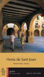 HORTA DE SANT JOAN -AROLA
