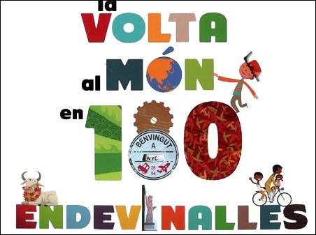 VOLTA AL MON EN 180 ENDEVINALLES, LA