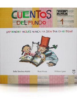 Nº1 CUENTOS DEL MUNDO [ED. BILINGUE]