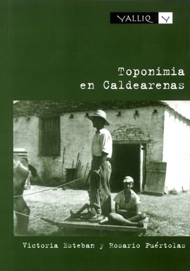TOPONIMIA EN CALDEARENAS